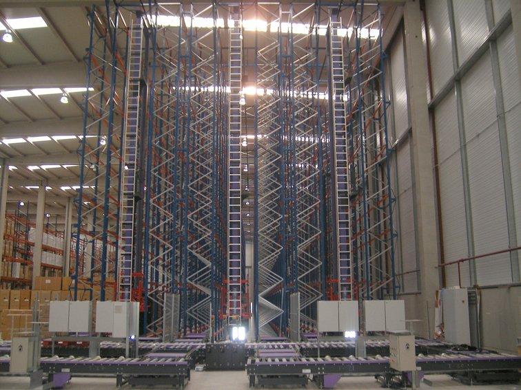 Rack Automatisé - Rack by Merial